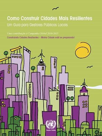cidades resilientes - Home