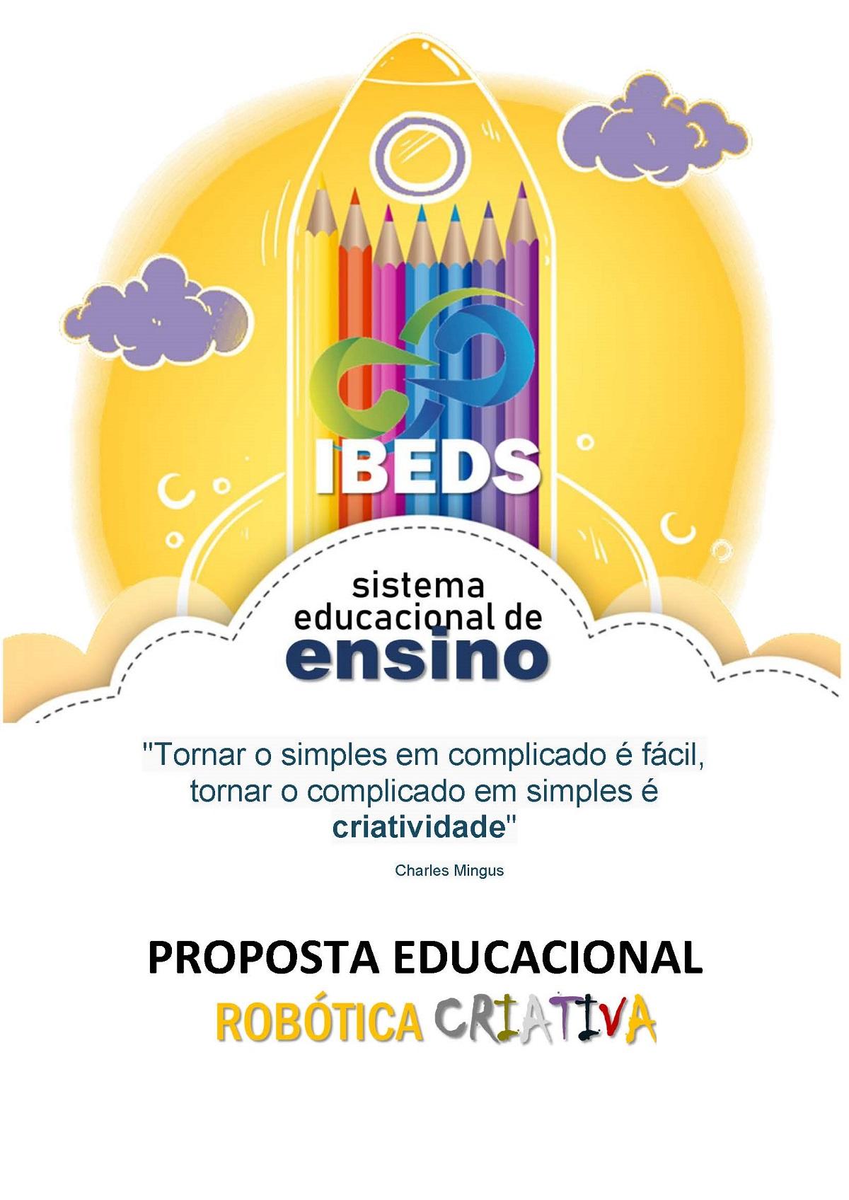 Sistema Educacional IBEDS Page 01 - Sistema Educacional IBEDS